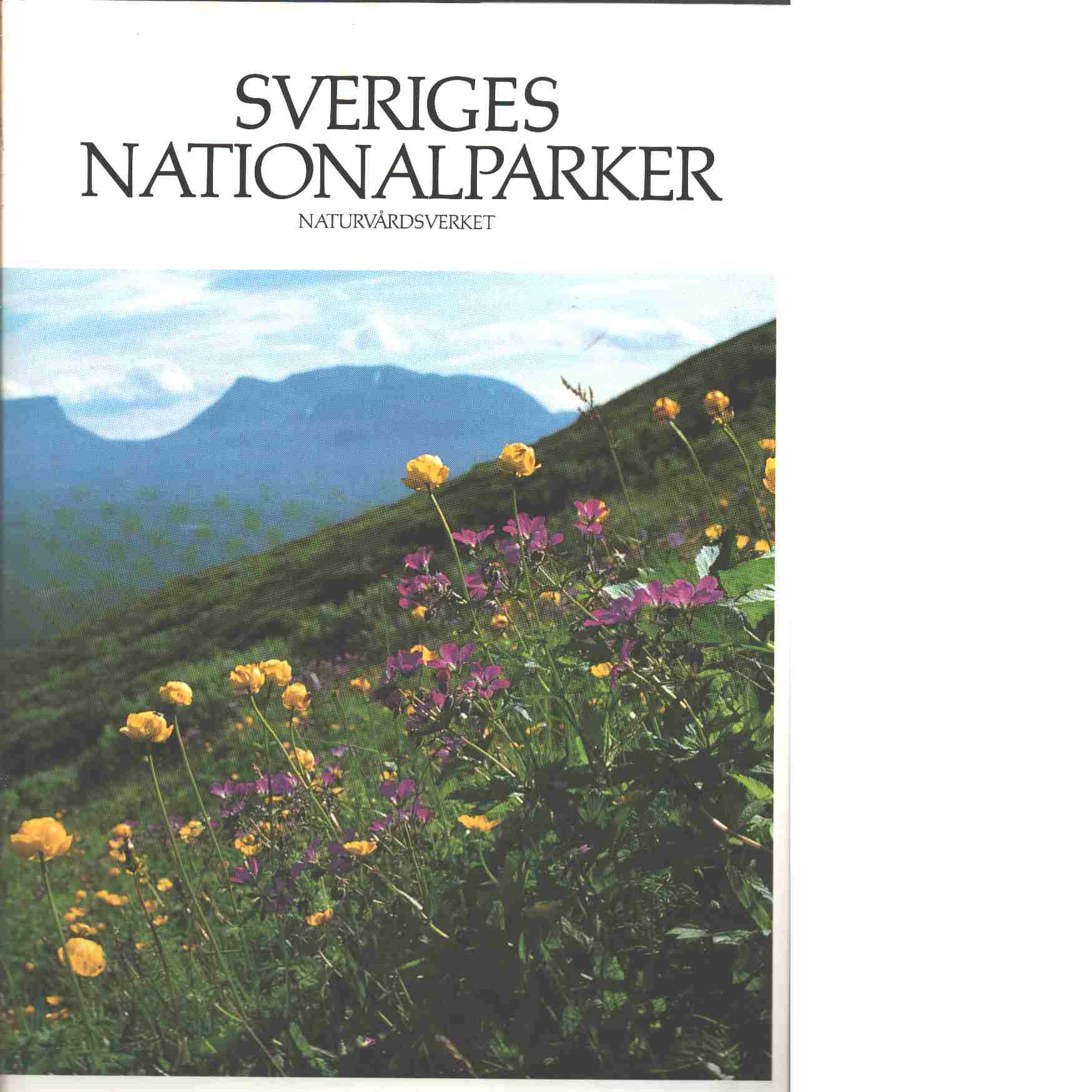 Sveriges nationalparker - Grundsten, Claes