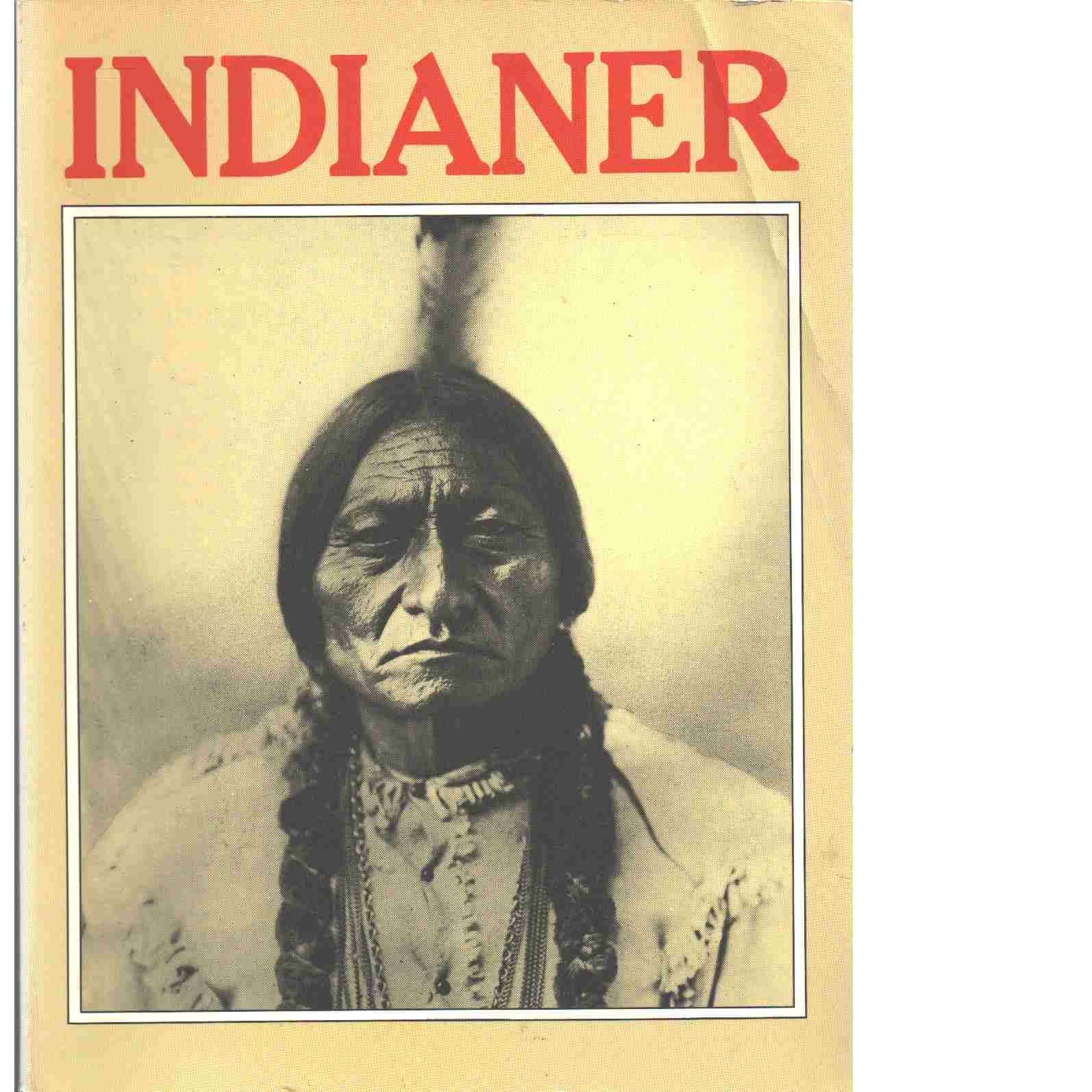 Indianer - Capps, Benjamin