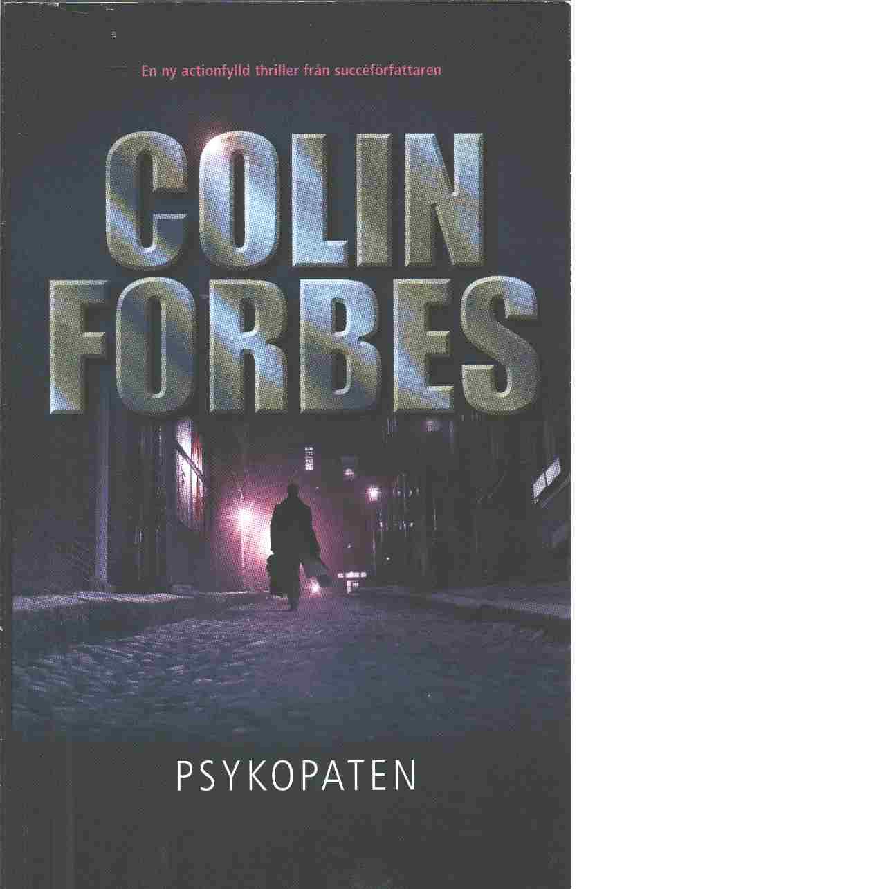 Psykopaten - Forbes, Colin