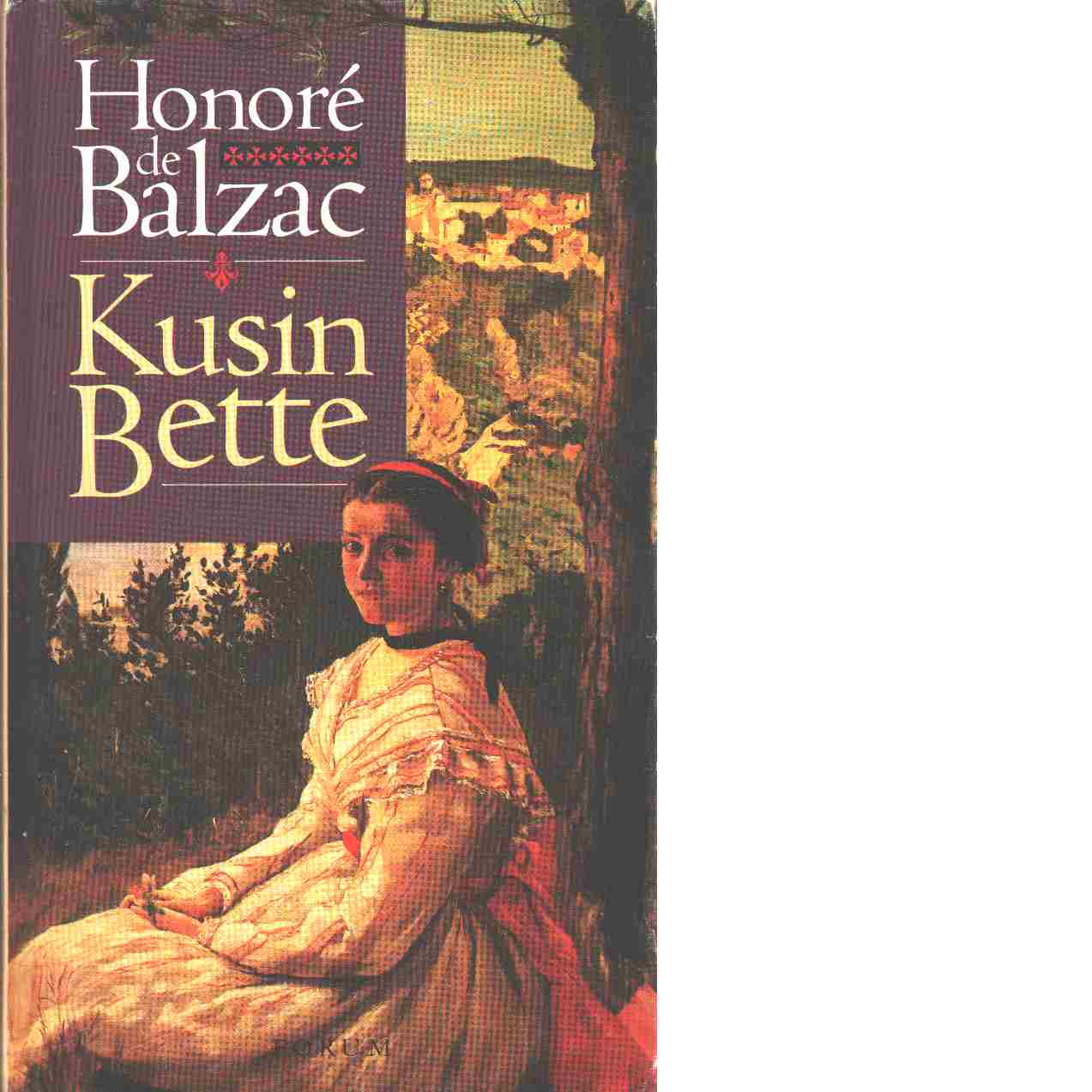 Kusin Bette - Balzac, Honoré de