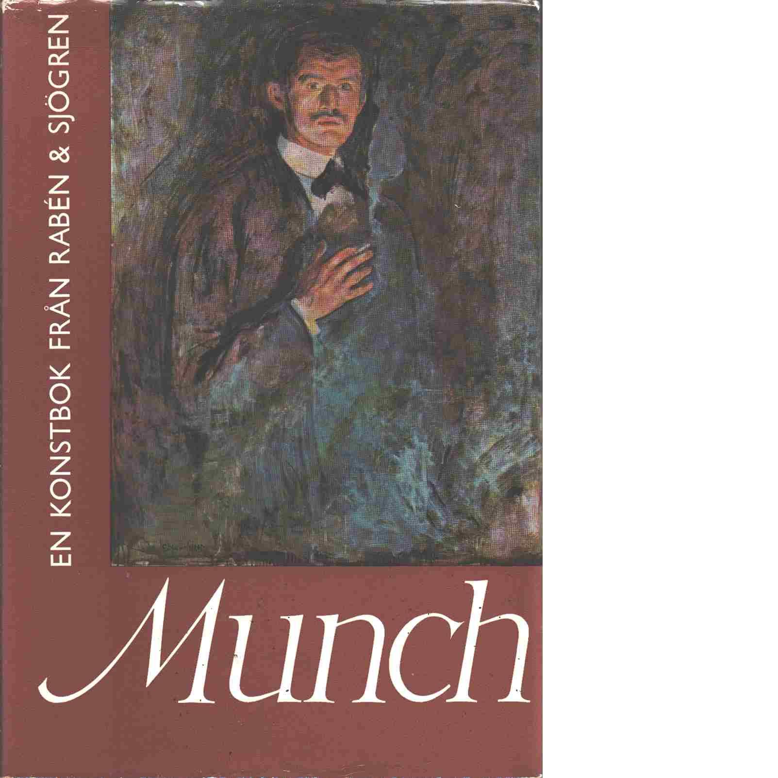Edvard Munch - Benesch, Otto