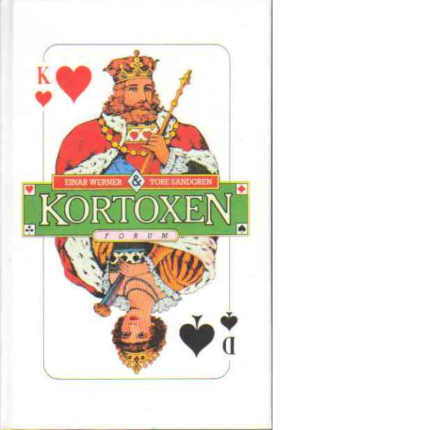 Kortoxen - Werner, Einar och Sandgren, Tore