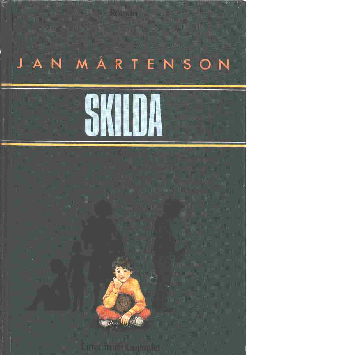 Skilda - Mårtenson, Jan