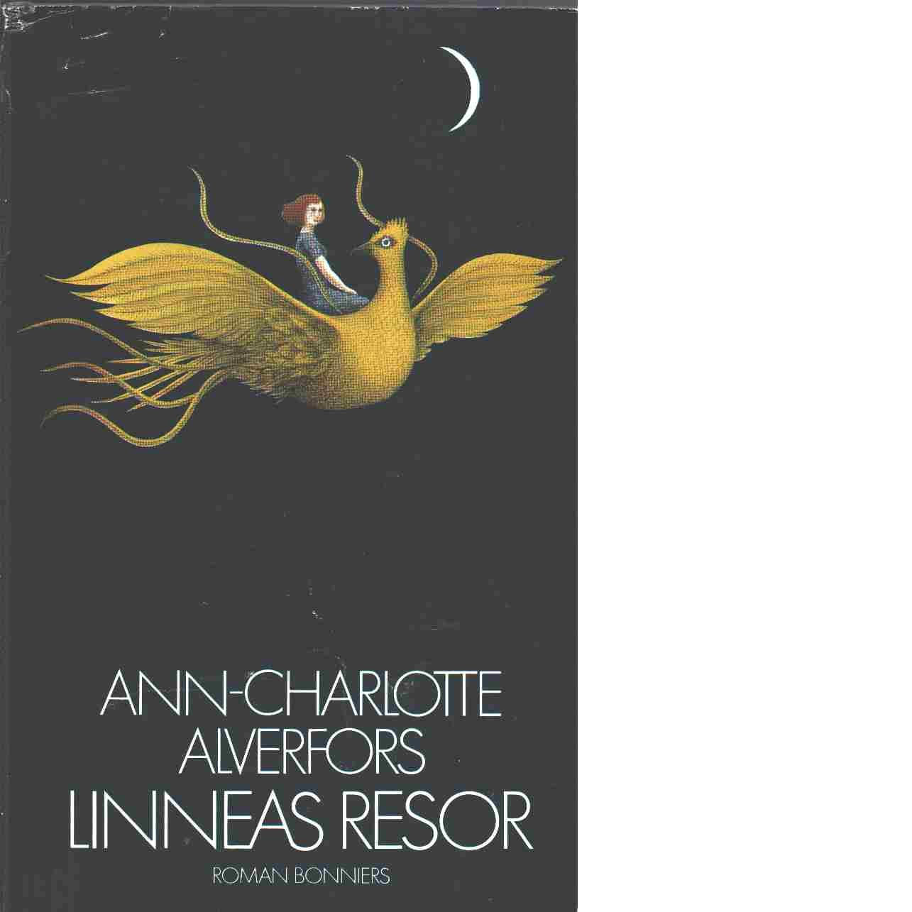 Linneas resor - Alverfors, Ann-Charlotte