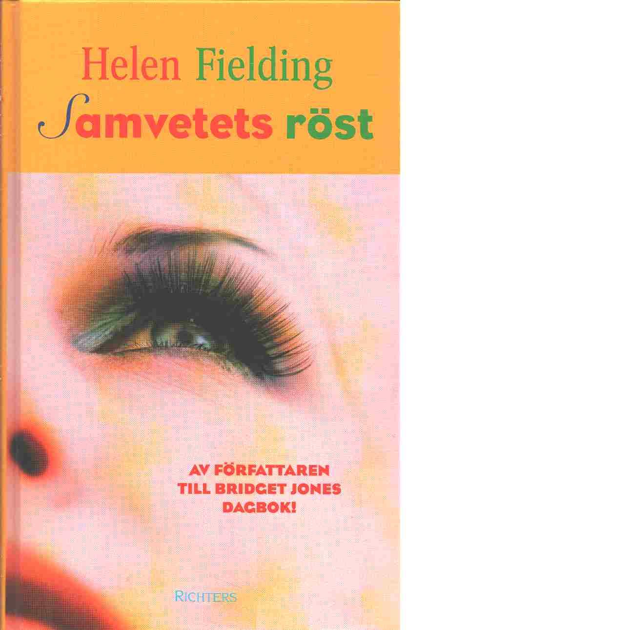 Samvetets röst - Fielding, Helen