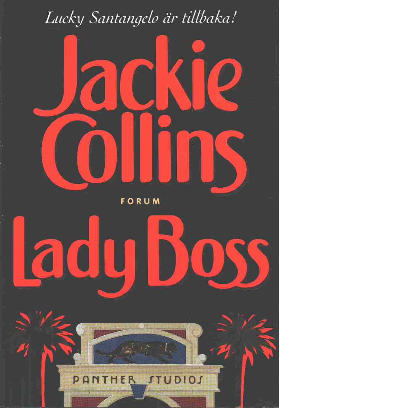 Lady Boss - Collins, Jackie