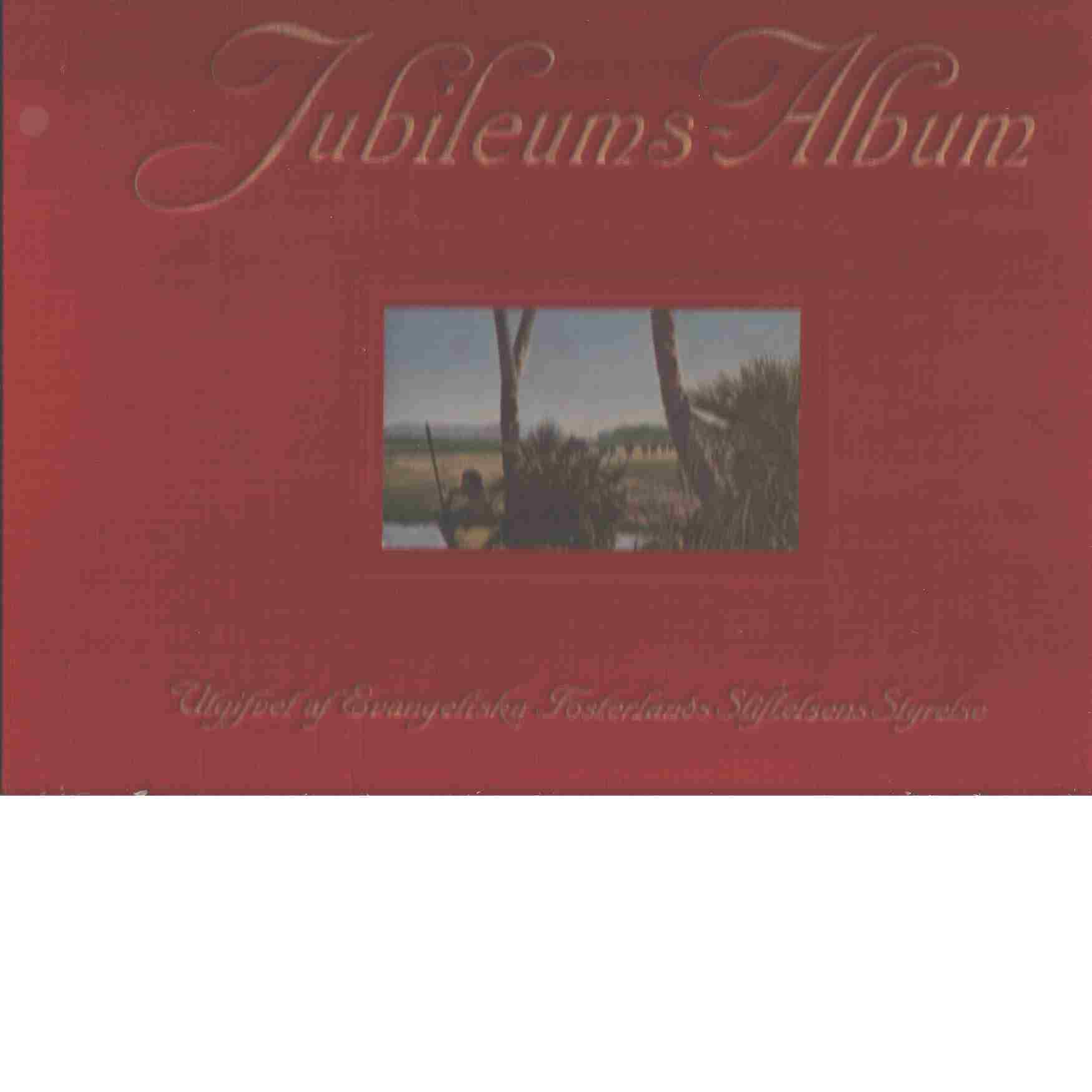 Jubileumsalbum - Red. Nils Hylander.
