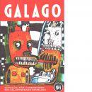 Galago volym 91 - Red.