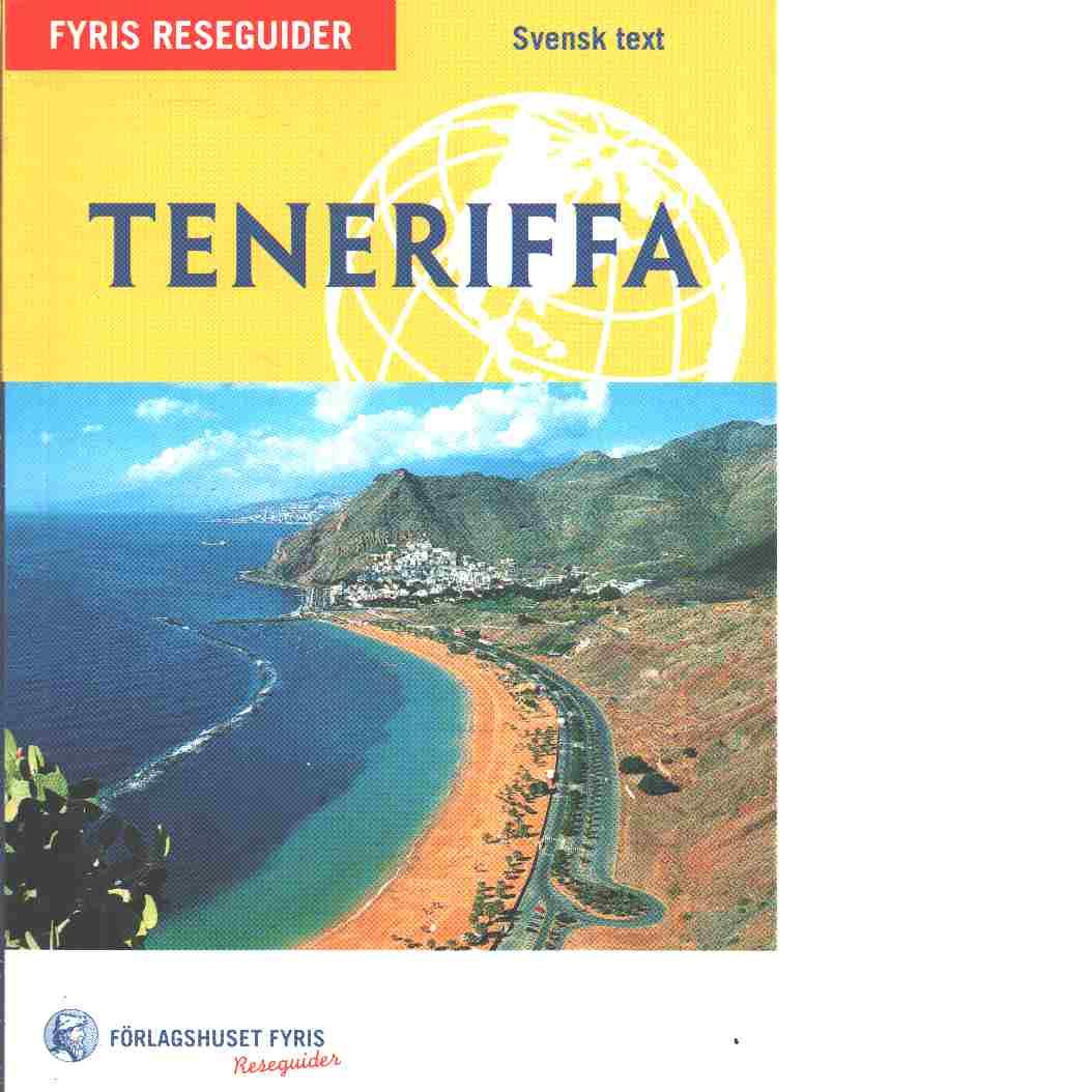 Teneriffa : reseguide - Mead, Rowland