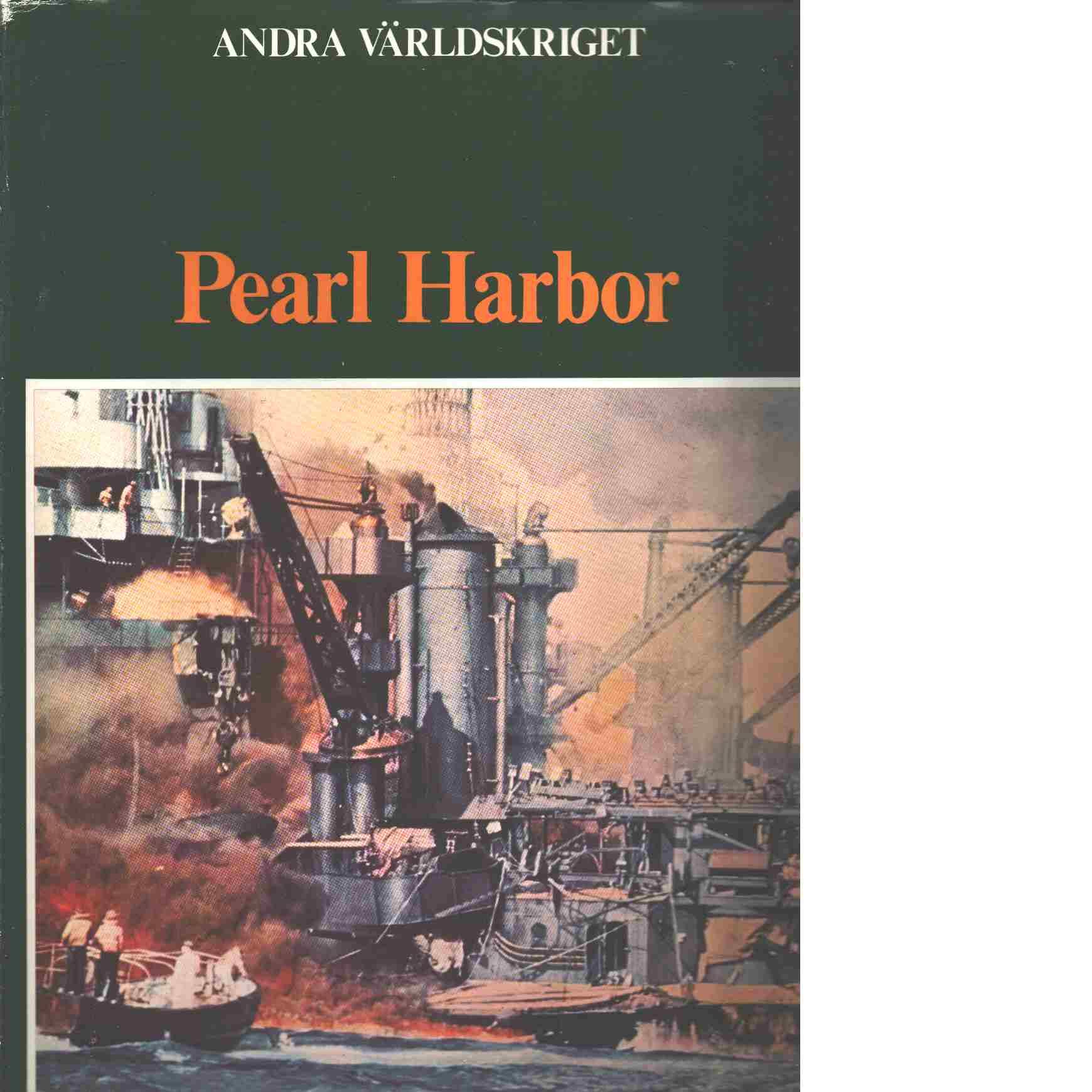Pearl Harbor - Bauer, Eddy
