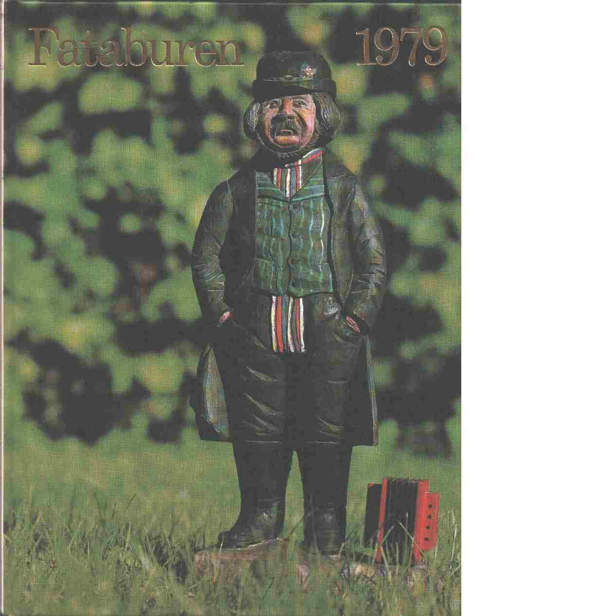 Fataburen : Nordiska museets och Skansens årsbok. 1979 - Red.