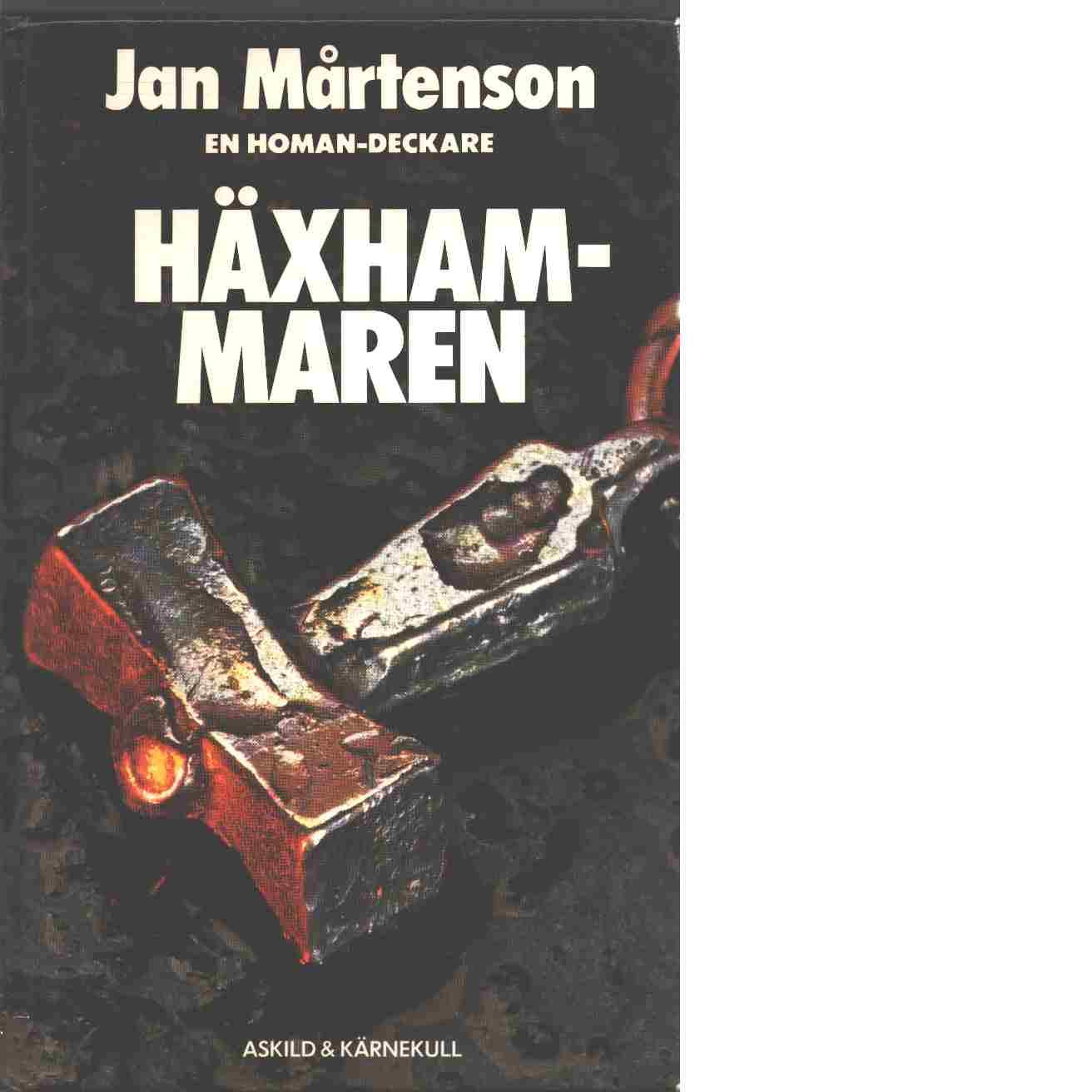Häxhammaren - Mårtenson, Jan