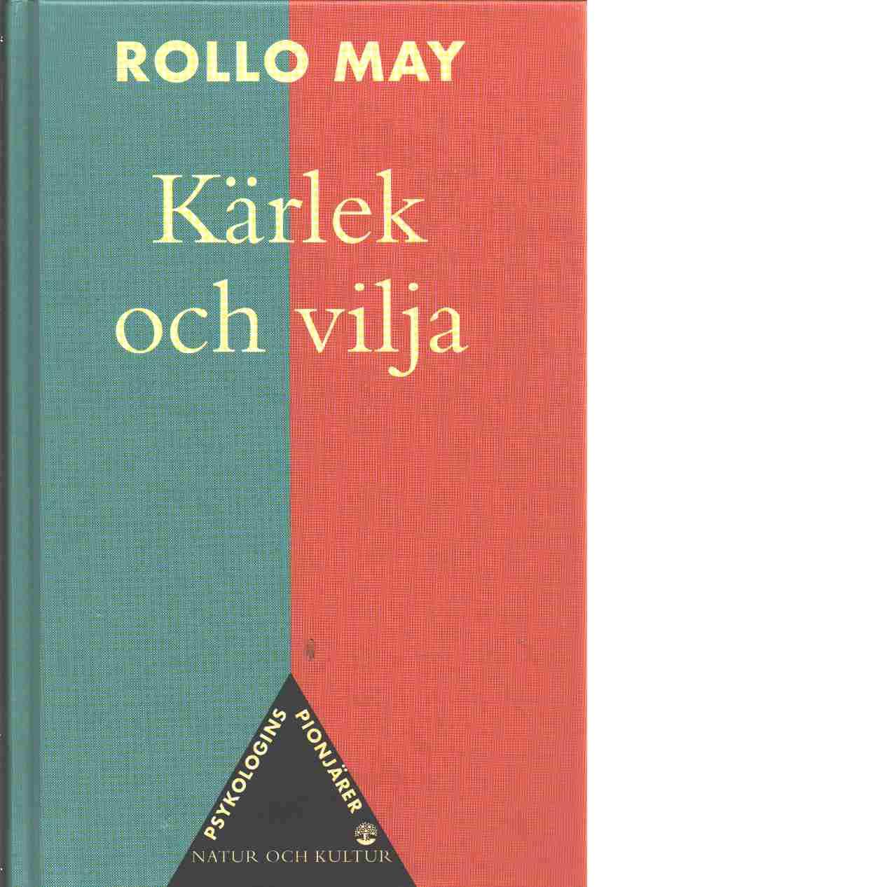 Kärlek och vilja - May Rollo