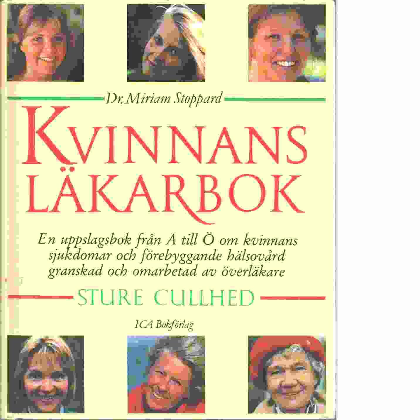 Kvinnans läkarbok - Stoppard, Miriam