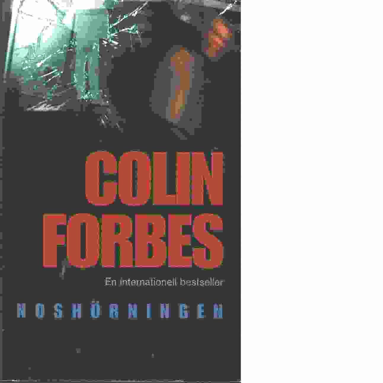 Noshörningen - Forbes, Colin