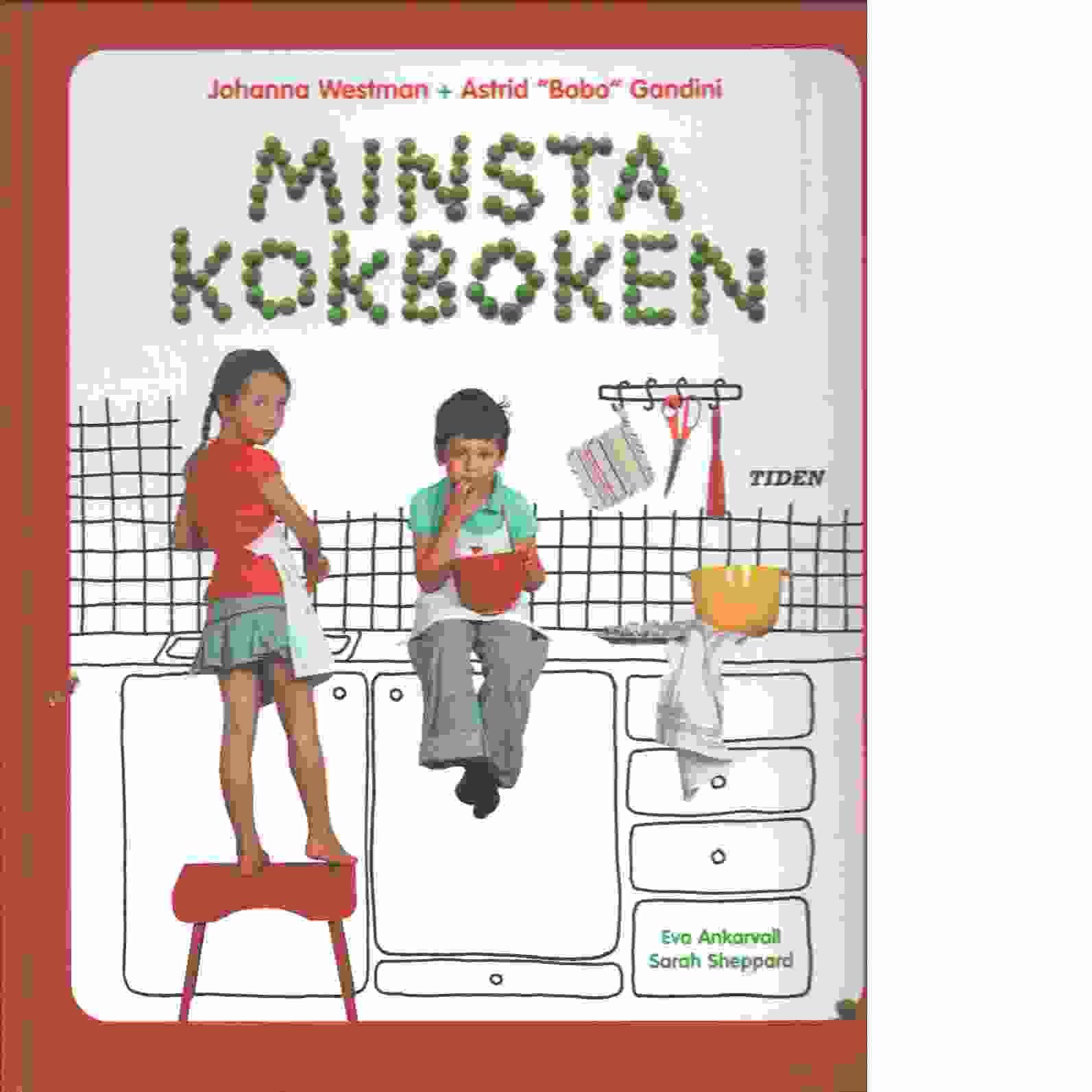 Minsta kokboken - Westman, Johanna och Gandini, Astrid