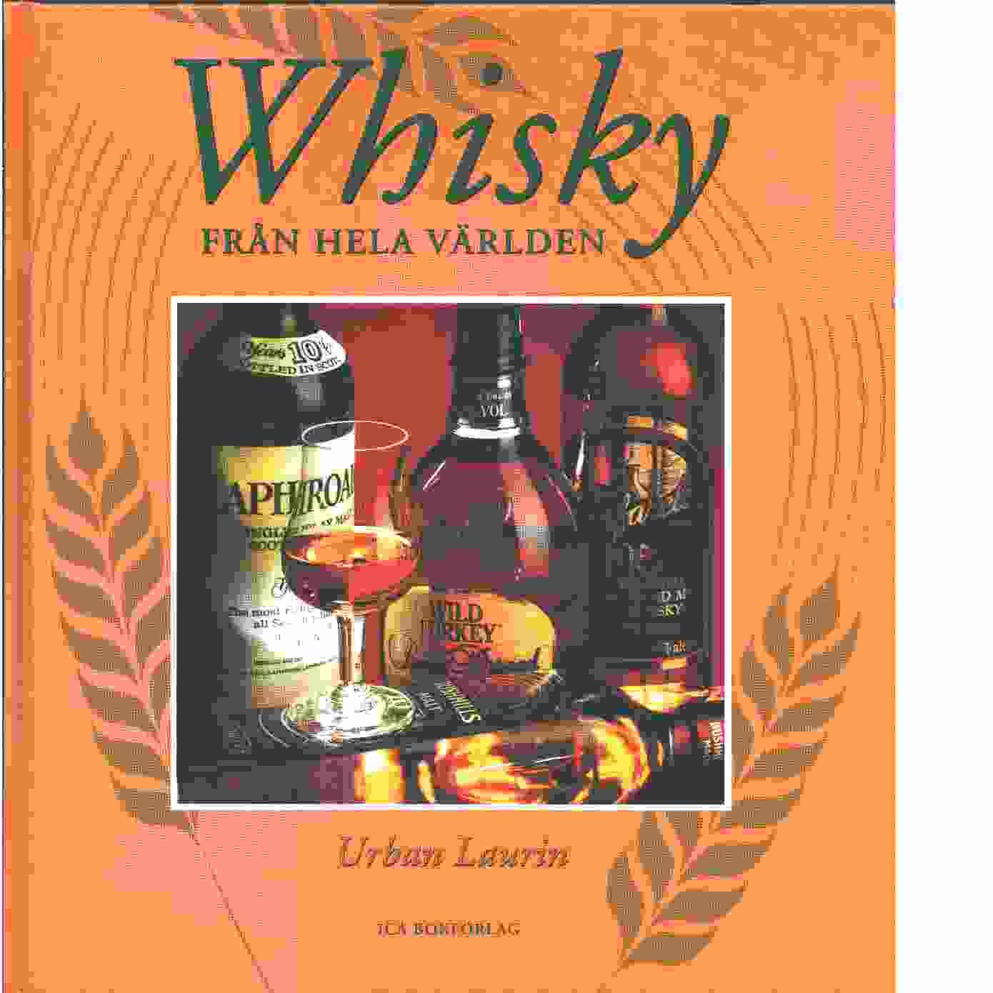 Whisky från hela världen - Laurin, Urban