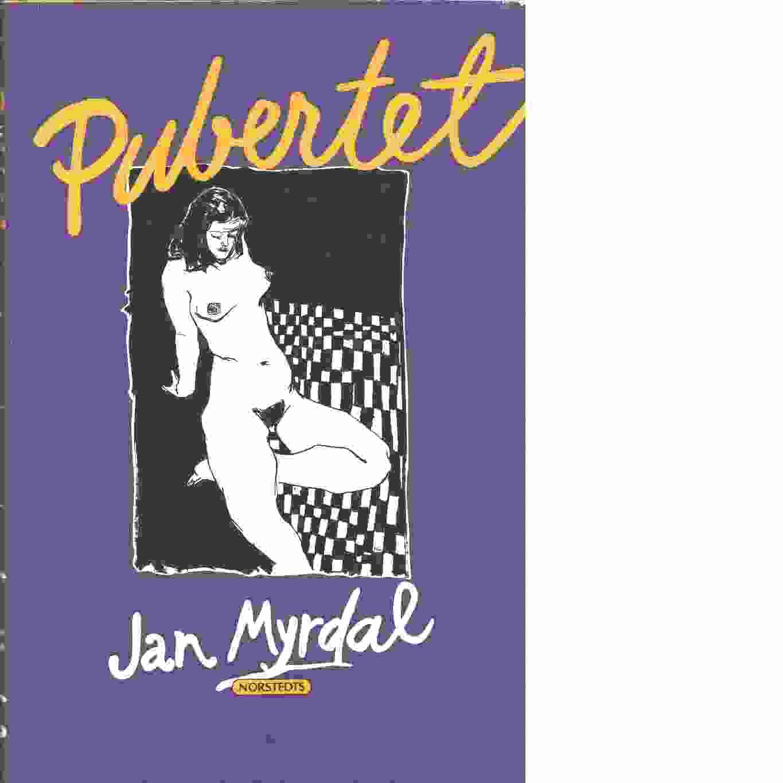 Pubertet - Myrdal, Jan