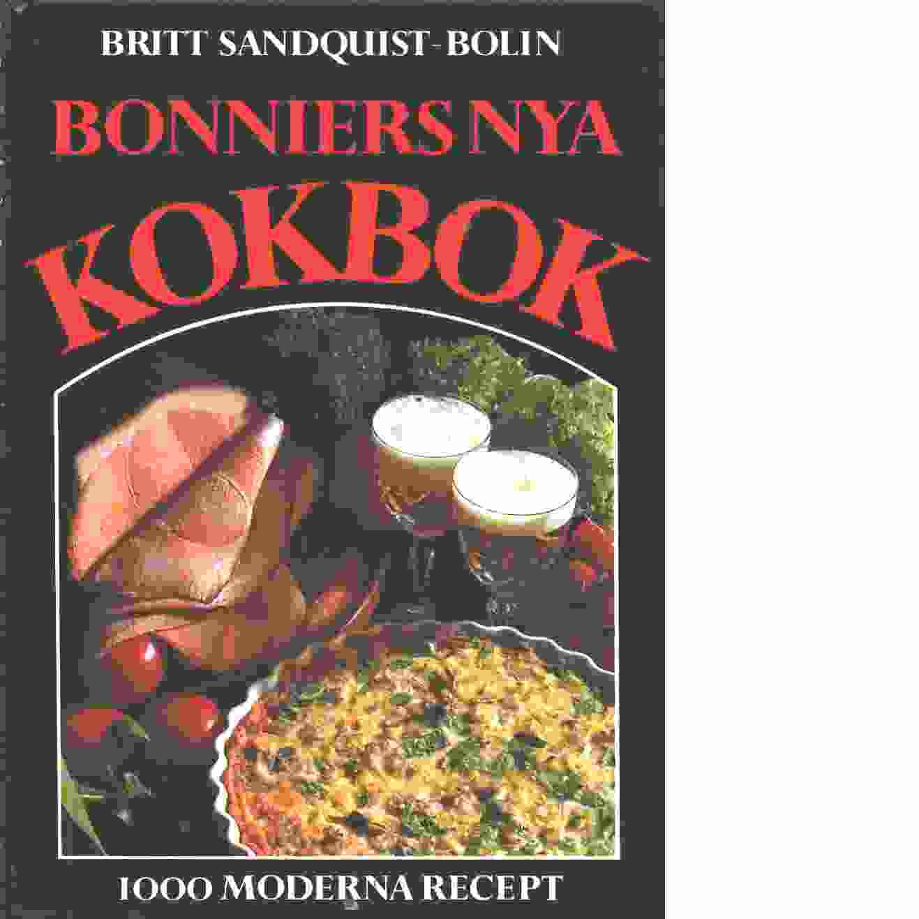 bonniers stora kokbok recept
