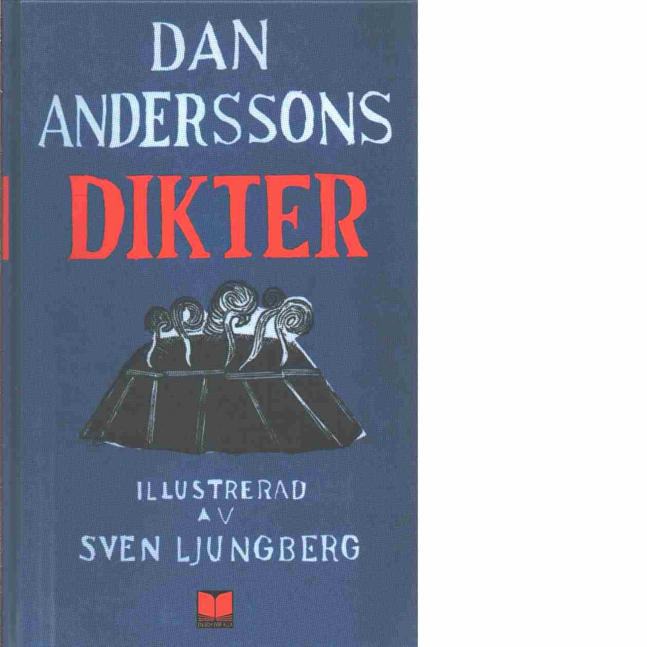 Dan Anderssons dikter - Andersson, Dan