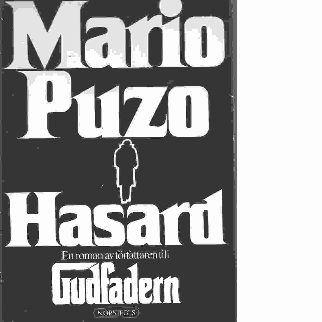 Hasard - Puzo, Mario