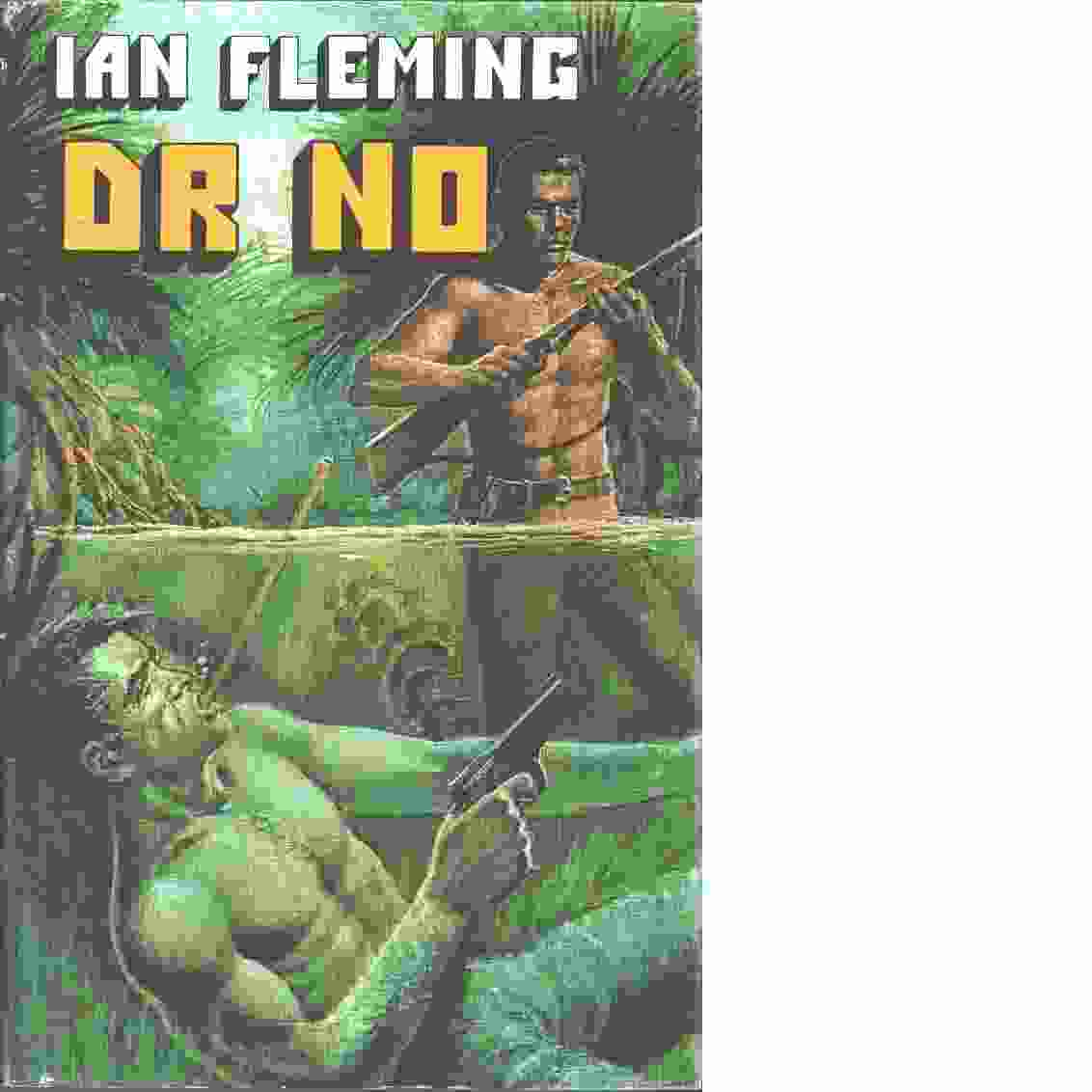 Dr No - Fleming, Ian