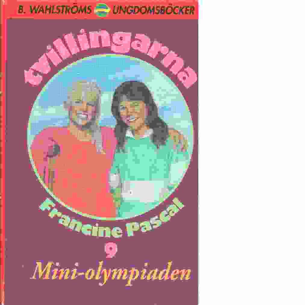 Tvillingarna : Mini-olympiaden - Pascal, Francine