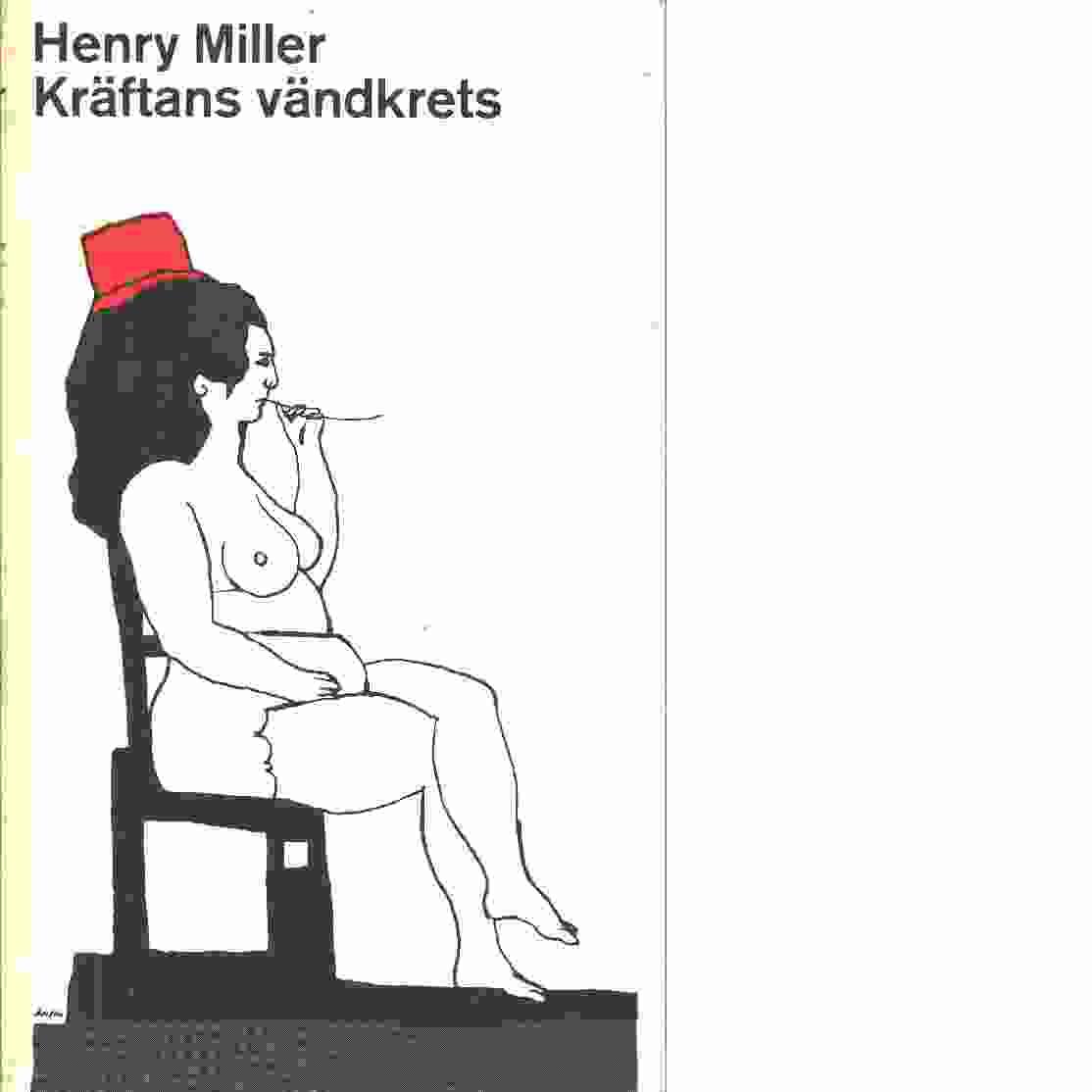 Kräftans vändkrets - Miller, Henry