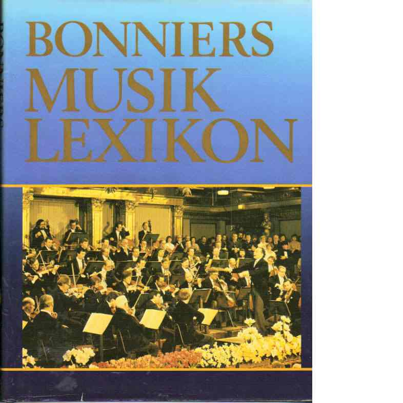 Bonniers musiklexikon - Törnblom, Folke H.
