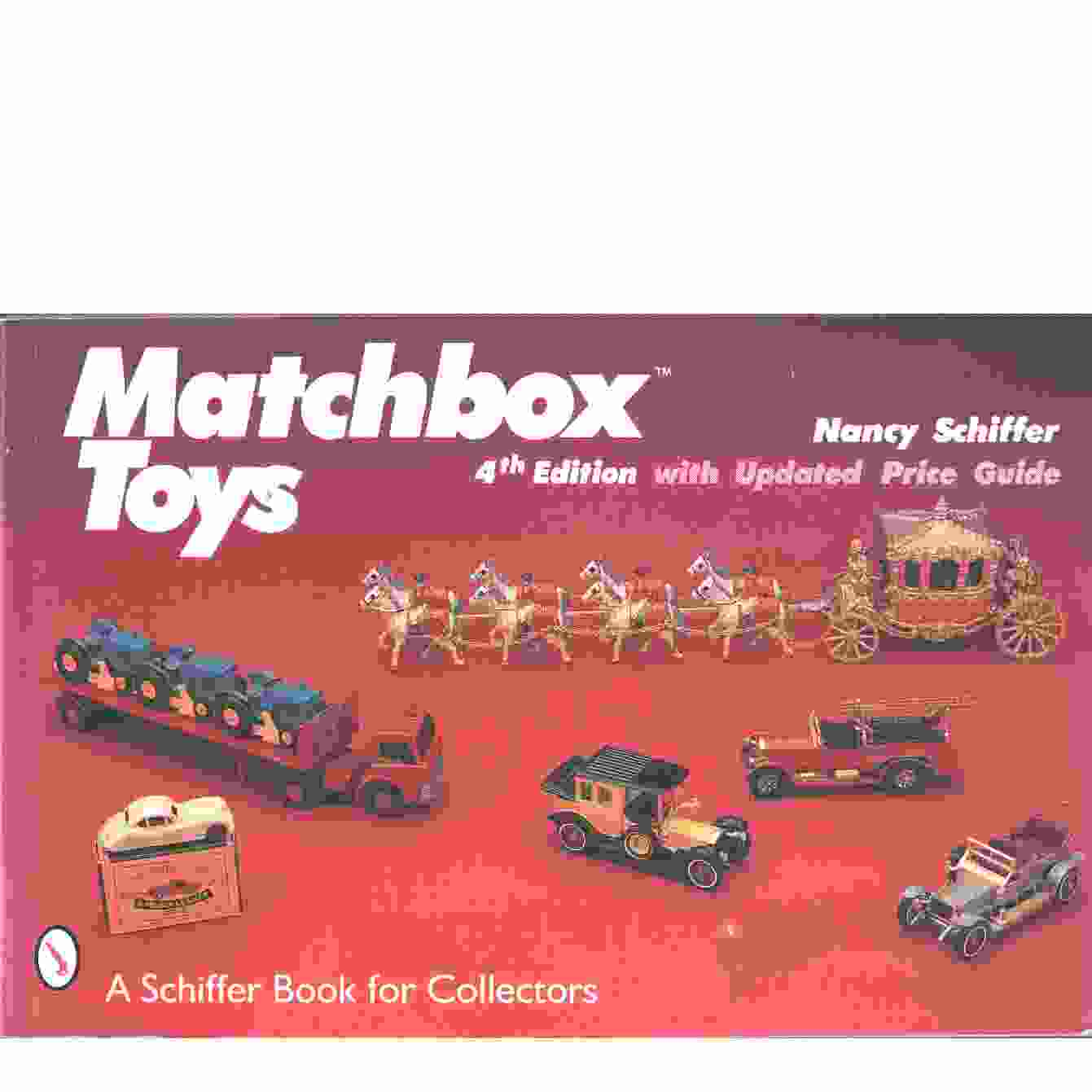 Matchbox toys - Schiffer Nancy