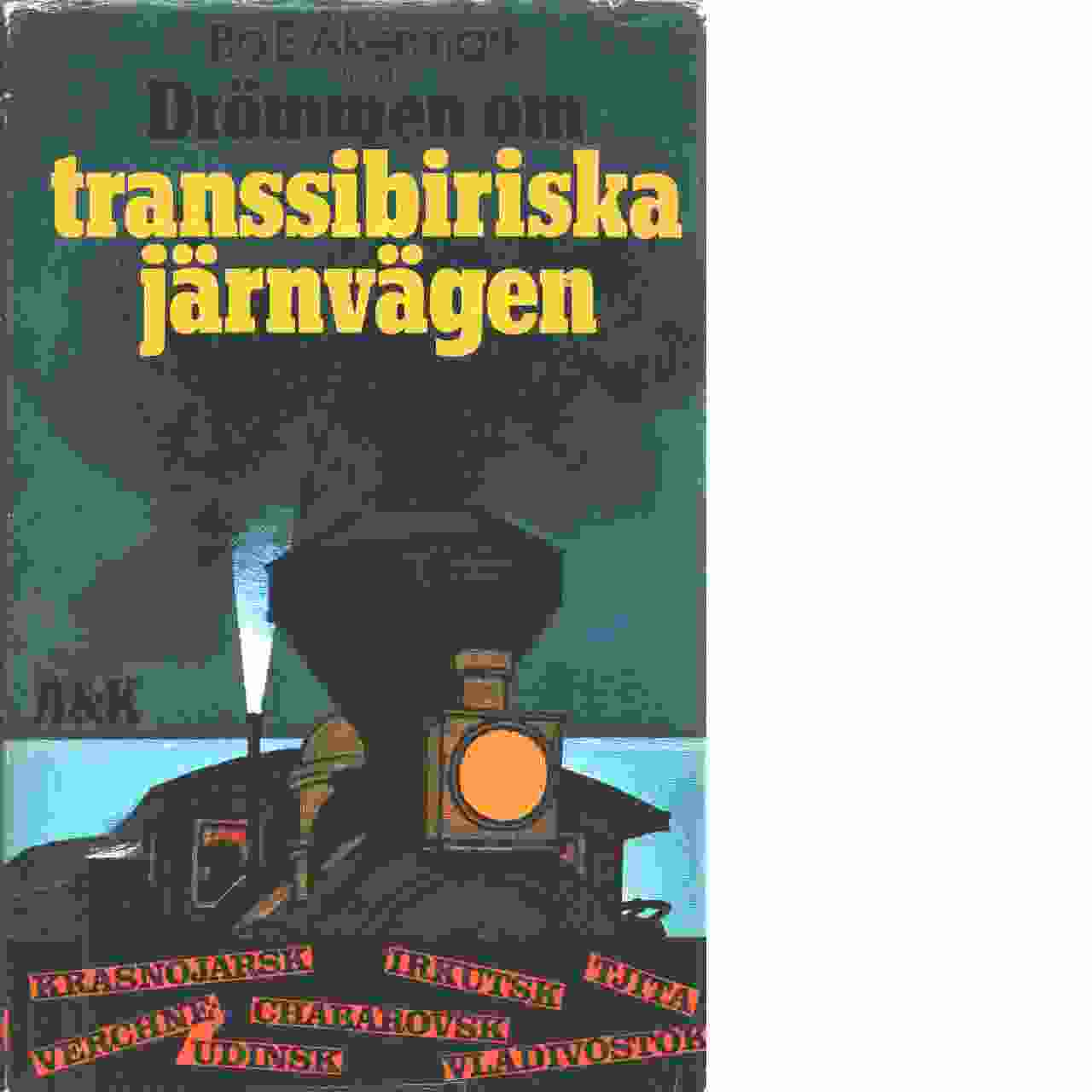 transsibiriska järnvägen pris