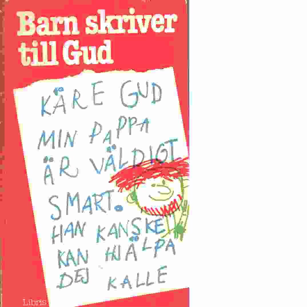 Barn skriver till Gud - Red.
