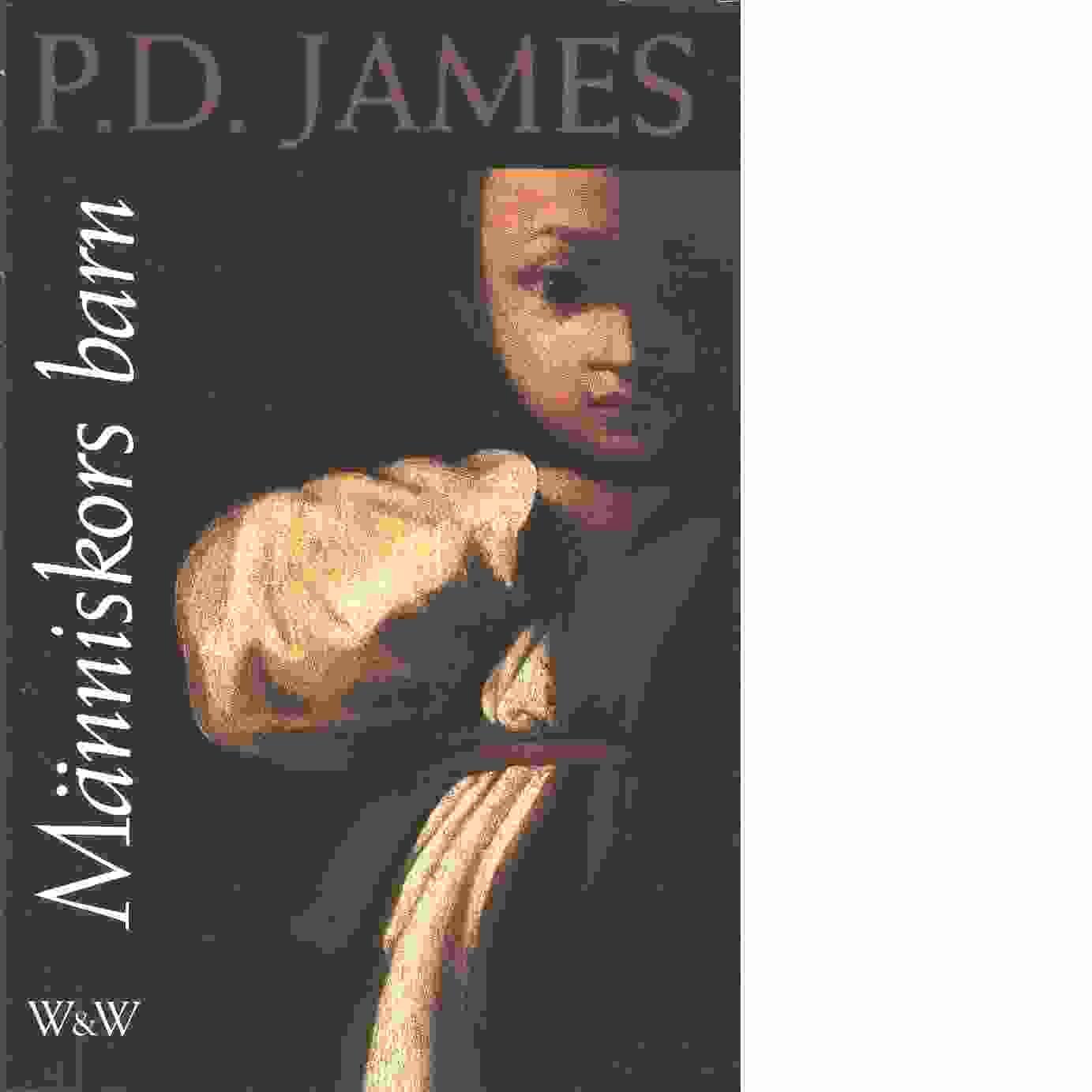 Människors barn - James, P. D.