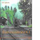 Järnvägsminnen. 1 - Sjöholm, Erik
