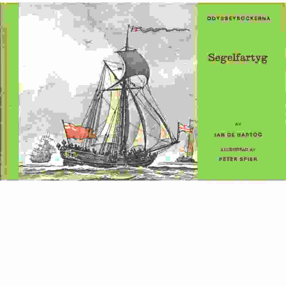 Segelfartyg - Hartog, Jan de