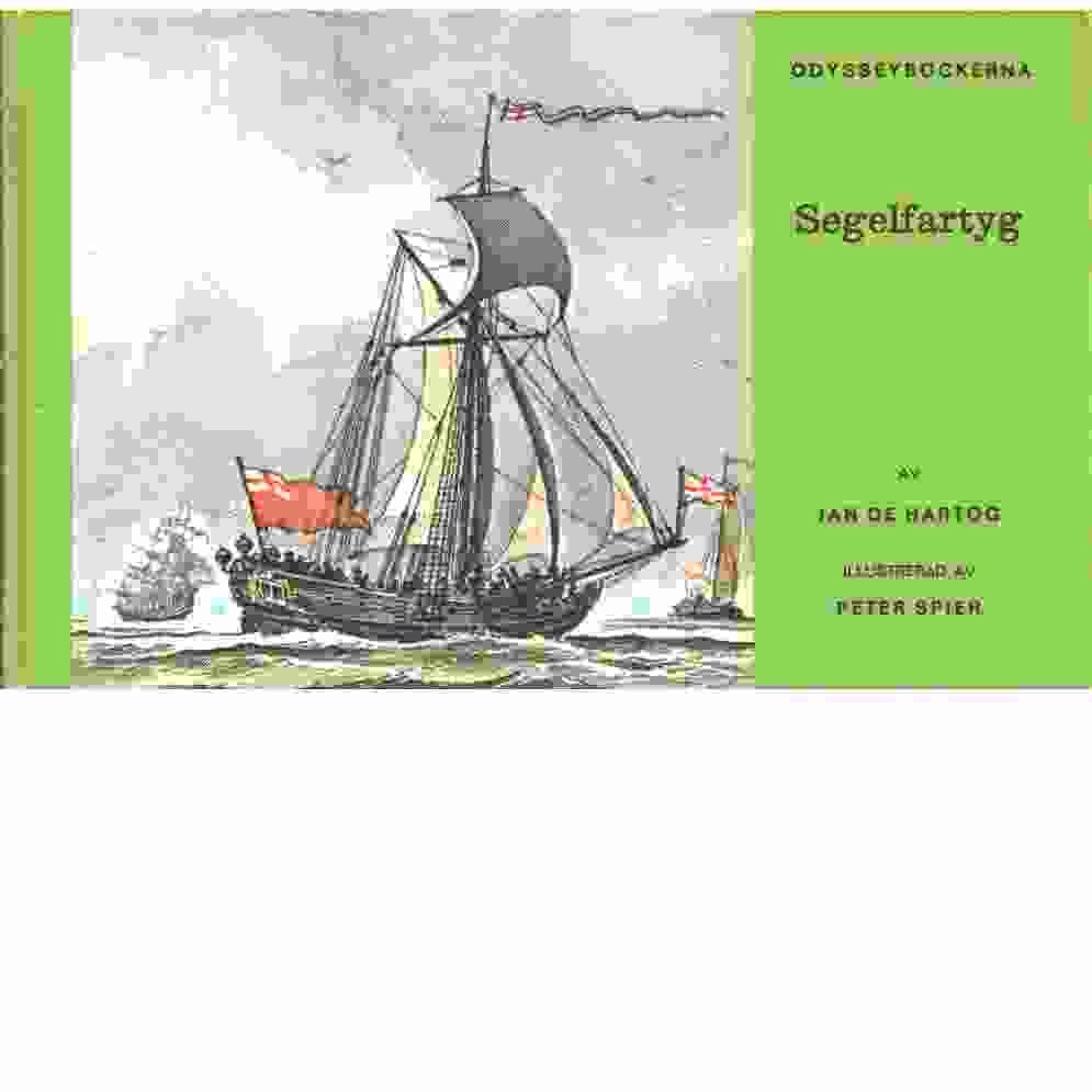 Segelfartyg - Hartog, Jan de