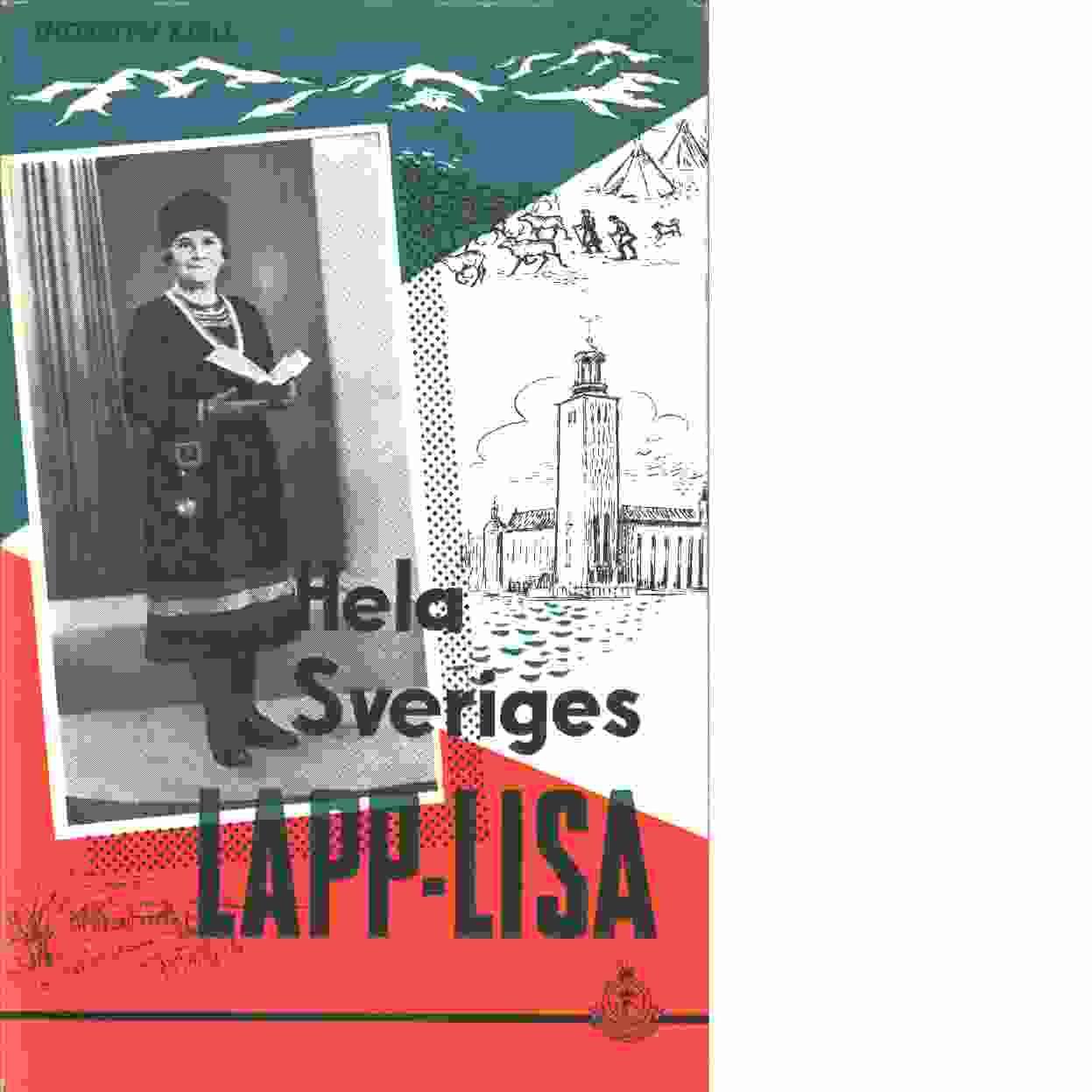 Hela Sveriges Lapp-Lisa - Kjäll, Thorsten