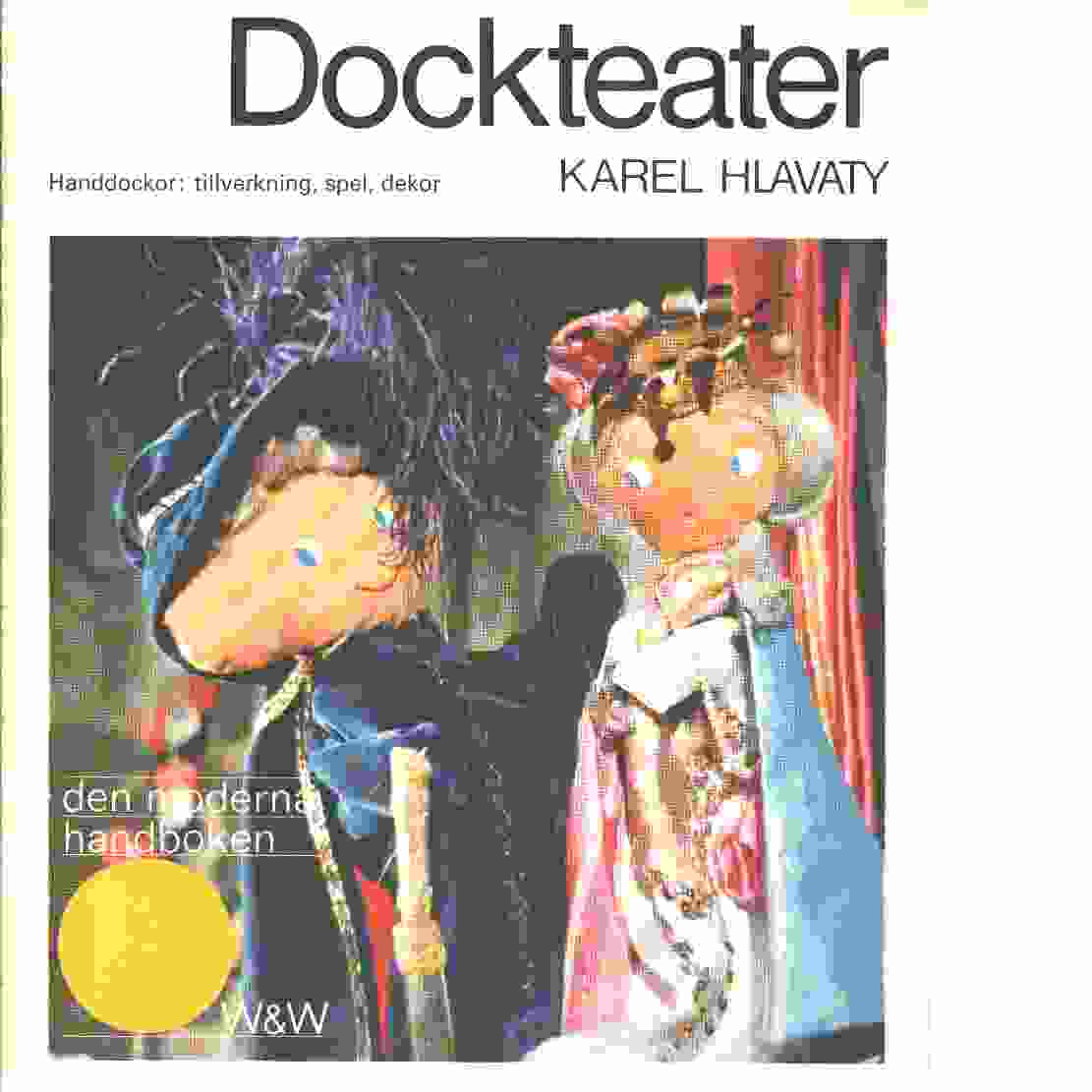 Dockteater - Hlavaty, Karel