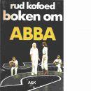 Boken om ABBA - Kofoed, Rud