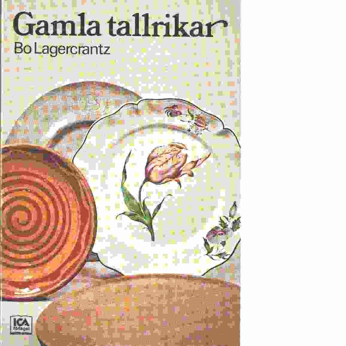 Gamla tallrikar : ur tallrikens historia - Lagercrantz, Bo
