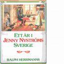 Ett år i Jenny Nyströms Sverige - Herrmanns, Ralph och Nyström, Jenny