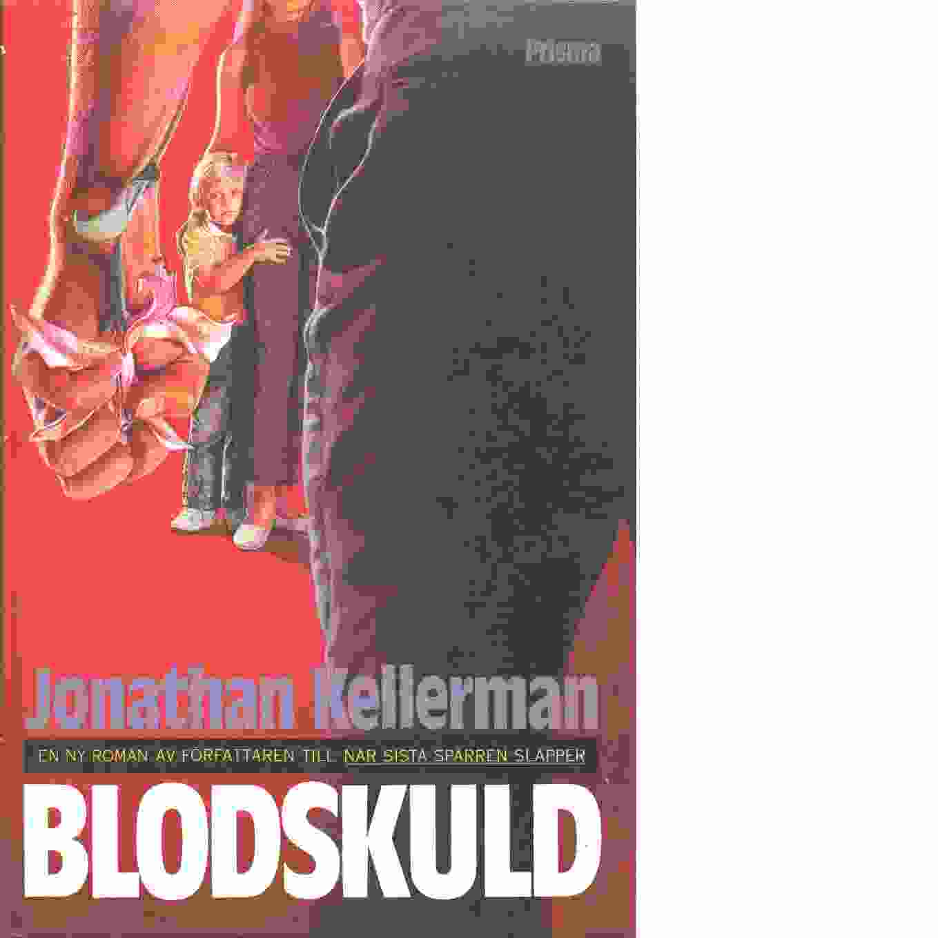 Blodskuld - Kellerman, Jonathan