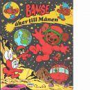 Bamse åker till månen - Andréasson, Rune