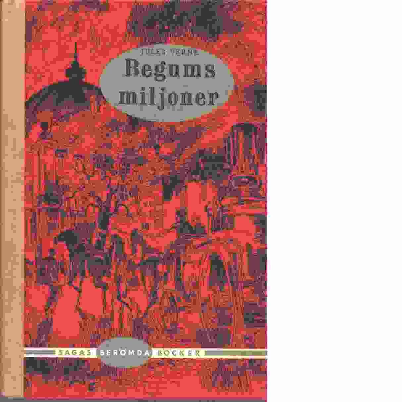 Begums miljoner - Verne, Jules