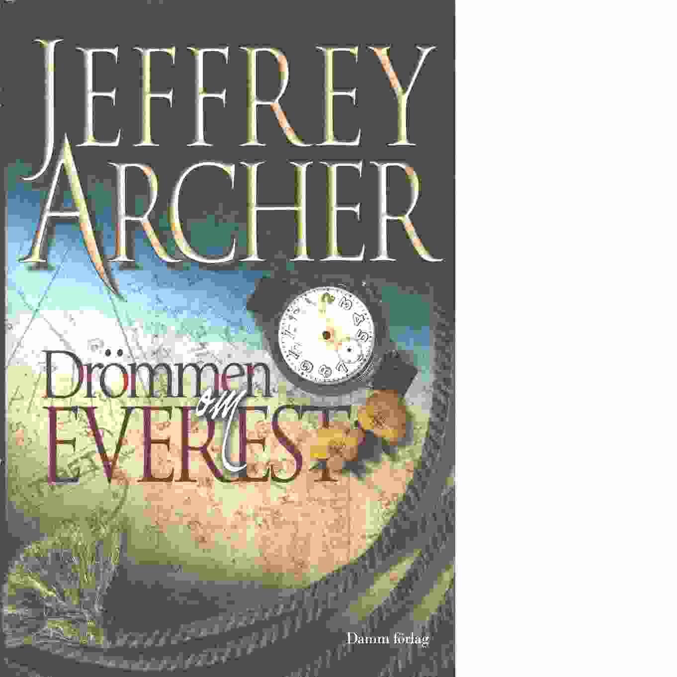 Drömmen om Everest - Archer, Jeffrey