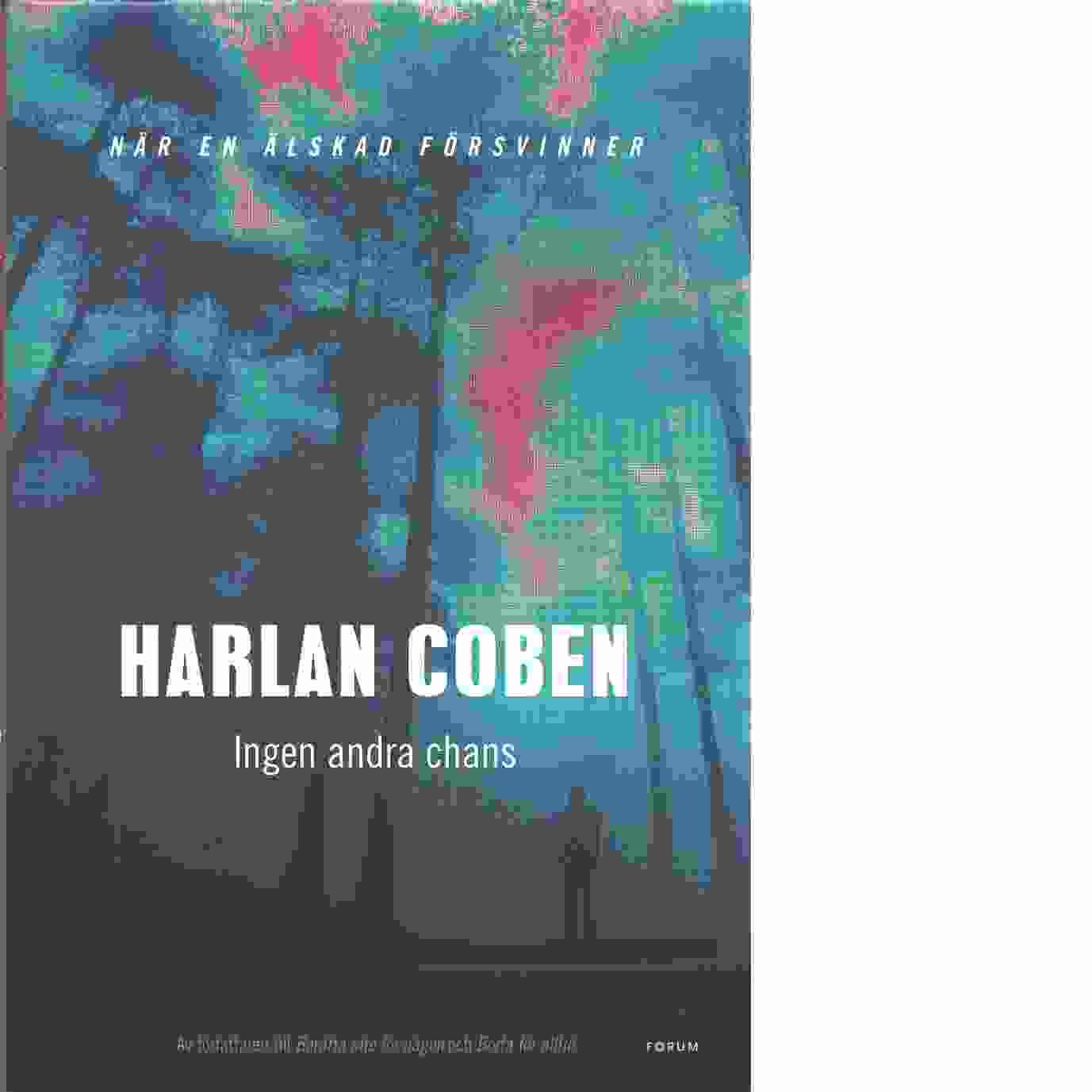 Ingen andra chans - Coben, Harlan