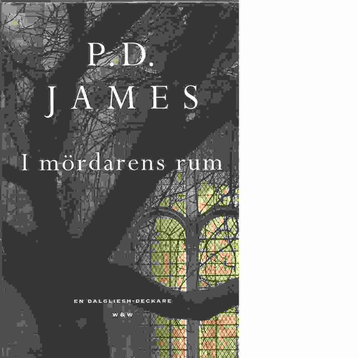 I mördarens rum - James, P. D.