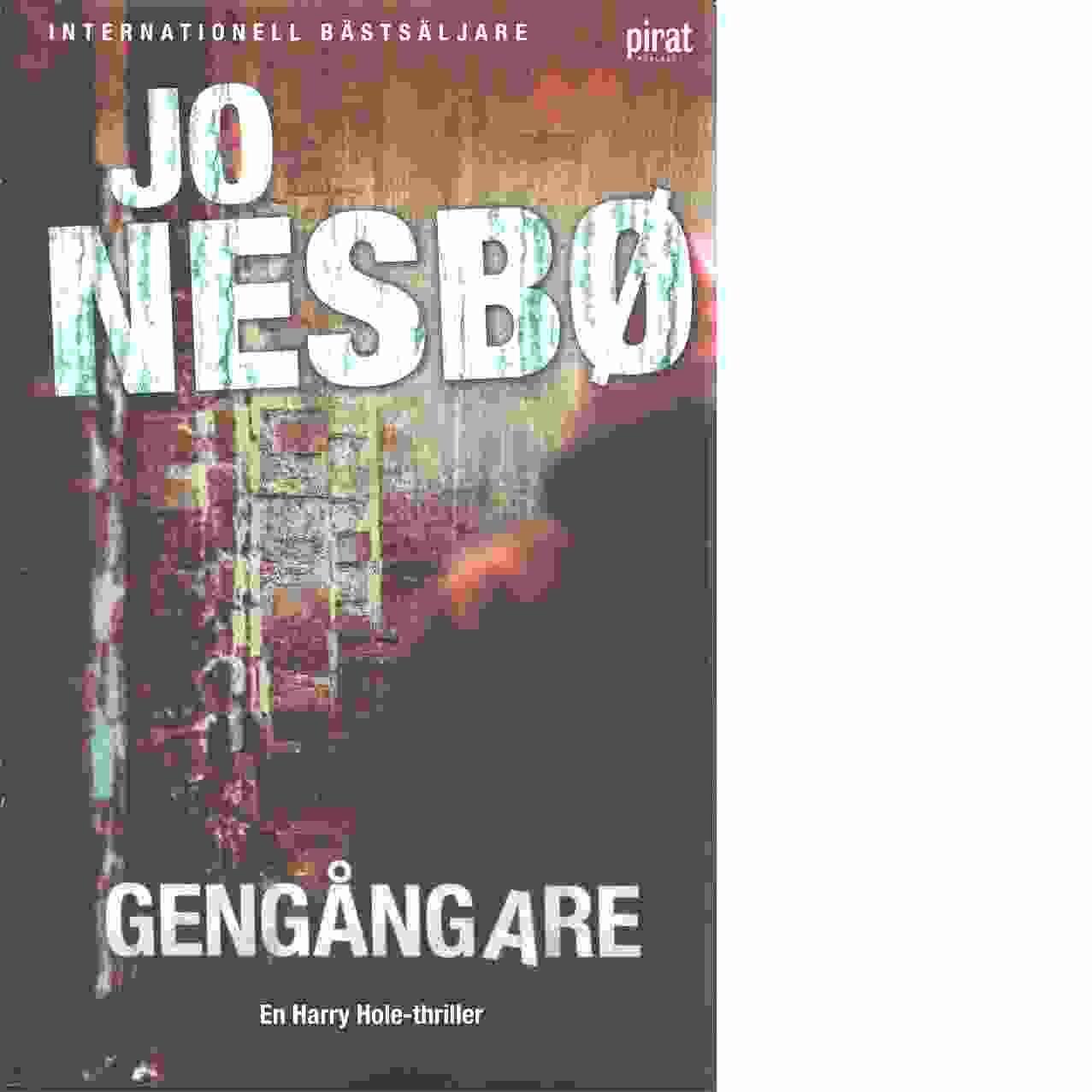 Gengångare - Nesbø, Jo