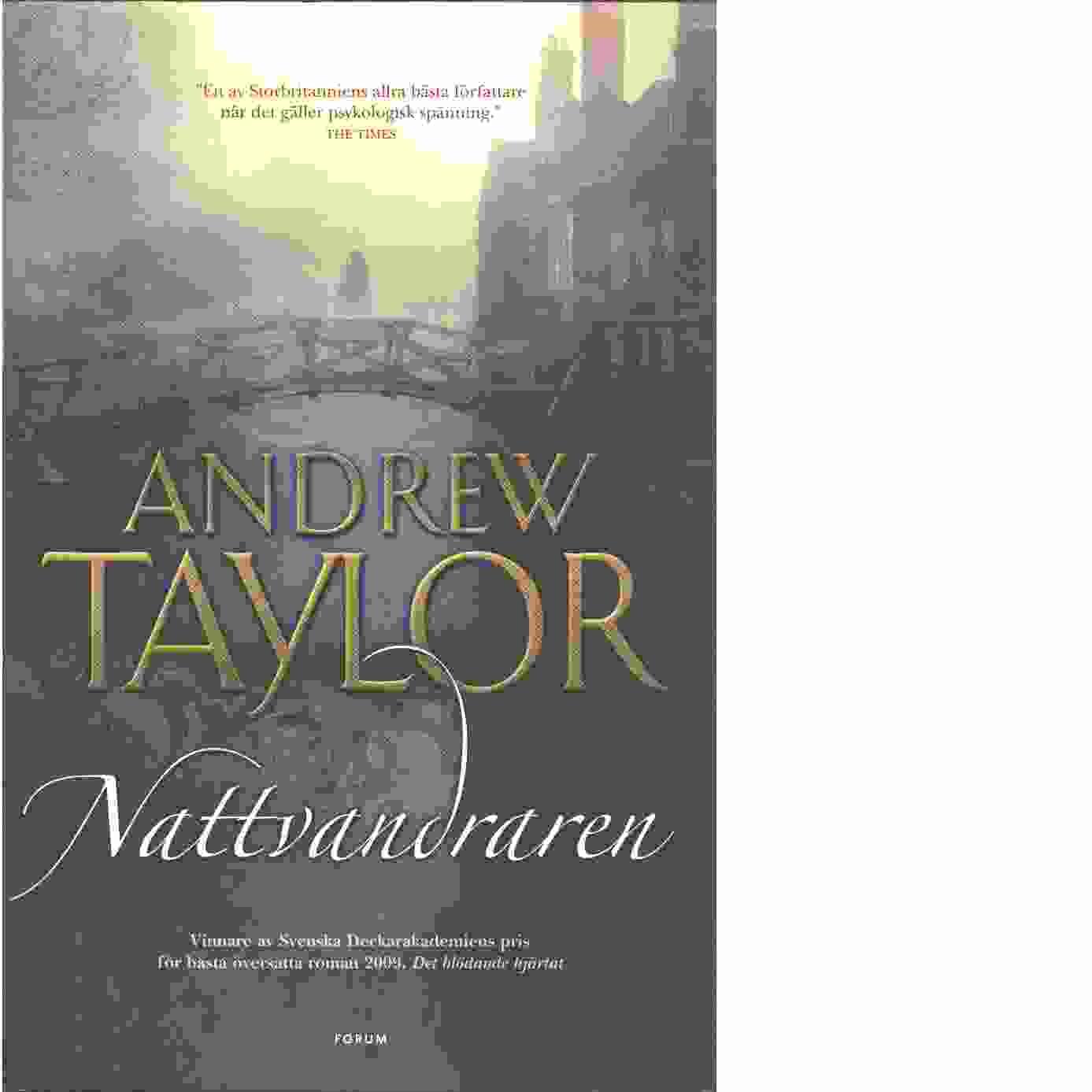 Nattvandraren - Taylor, Andrew