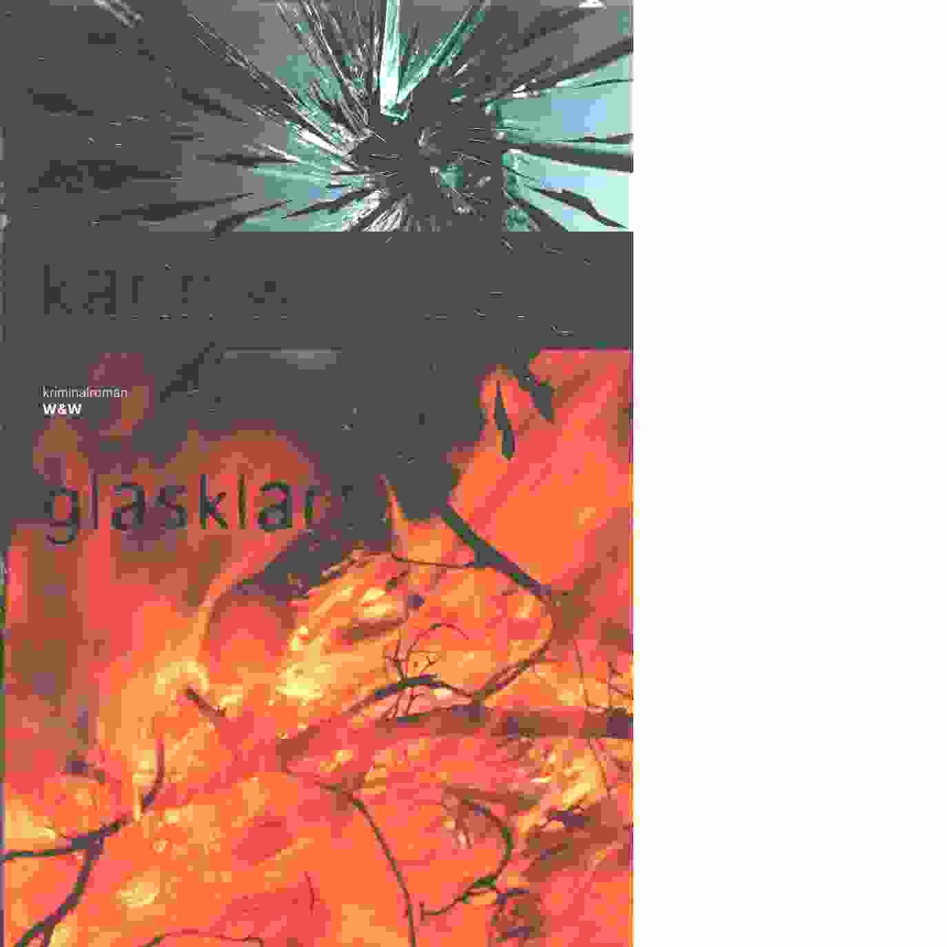 Glasklart - Wahlberg, Karin